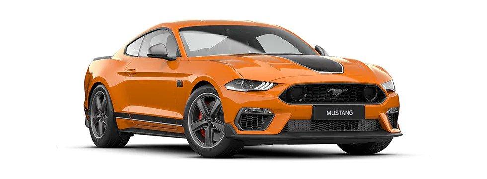 Mustang-mach-1-twister-orange
