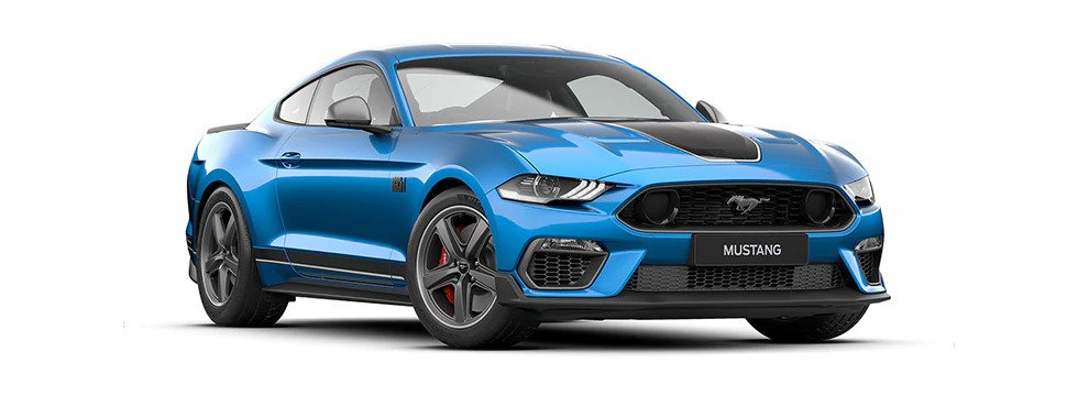 Mustang-mach-1-velocity-blue