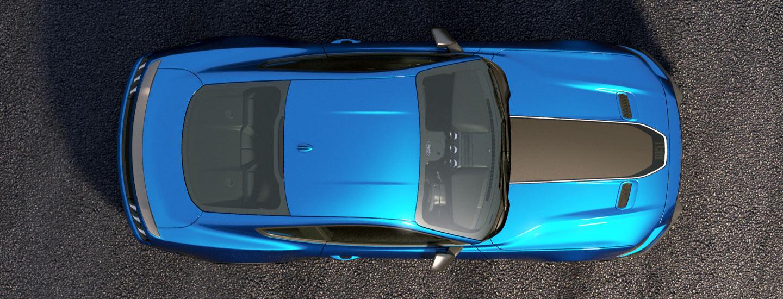 Mustang-mach-1-design