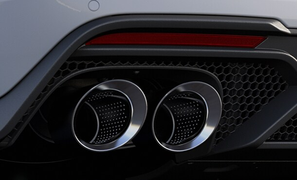 Exhaust and Diffuser