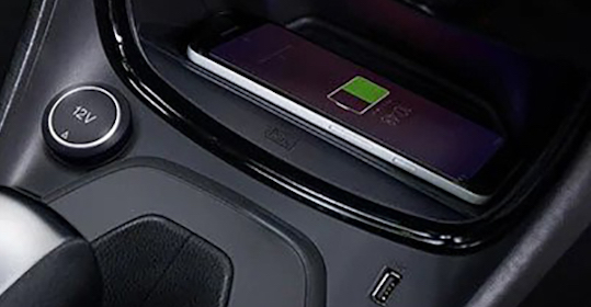 Wireless car charging